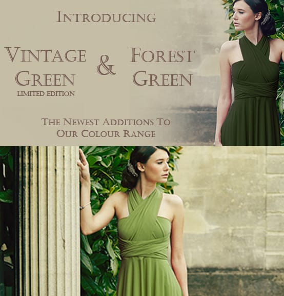 Introducing Vintage & Forest Green 7