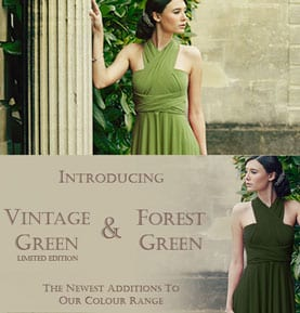 Introducing Vintage & Forest Green 1