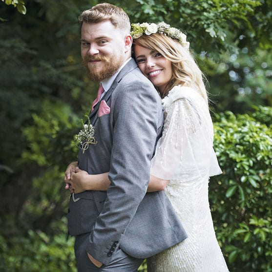 Sally & Ian's Village Fete Inspired Wedding 1