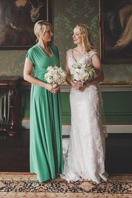 Lynne & Louis' Emerald Green Dublin City Wedding 28