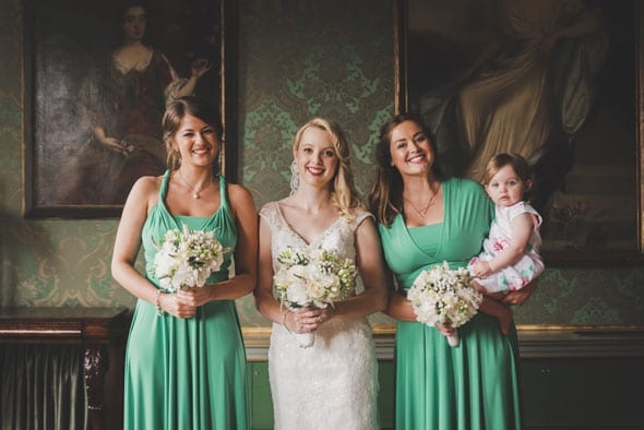 Lynne & Louis' Emerald Green Dublin City Wedding 27