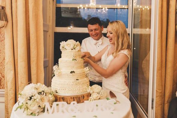 Lynne & Louis' Emerald Green Dublin City Wedding 33