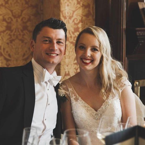 Lynne & Louis' Emerald Green Dublin City Wedding 9