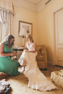 Lynne & Louis' Emerald Green Dublin City Wedding 19