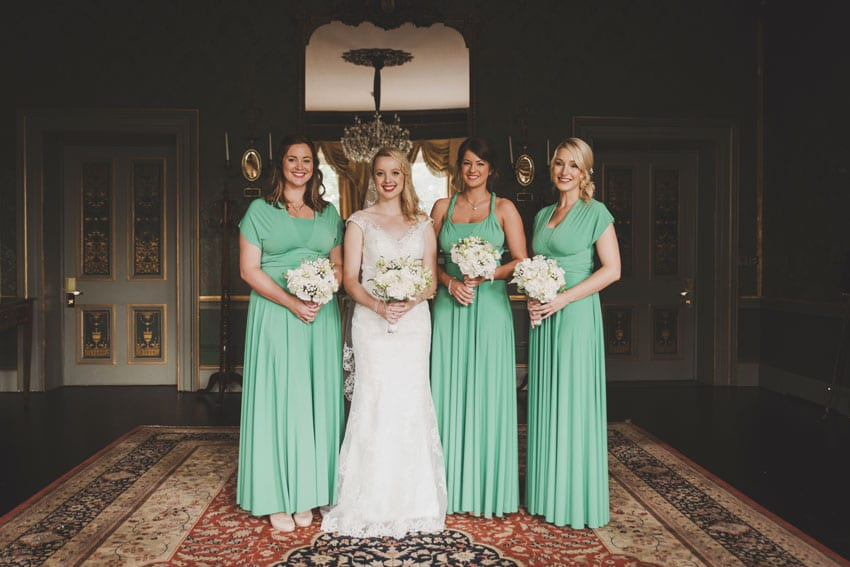 Lynne & Louis' Emerald Green Dublin City Wedding 22