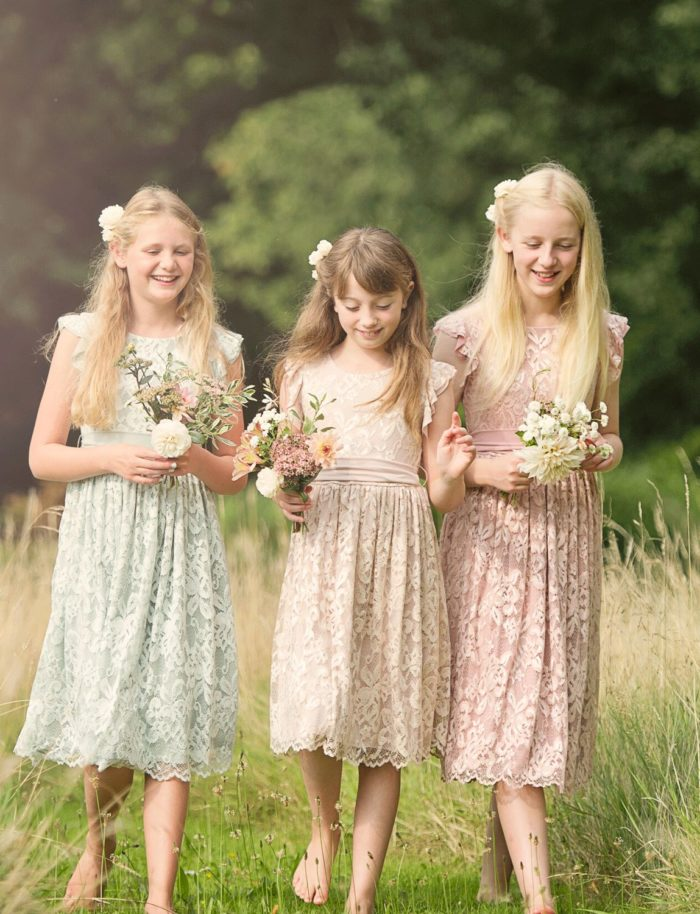 Flower Girl Styles - Sample dress 1