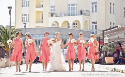 Coral Midi Multiway Willow Dresses