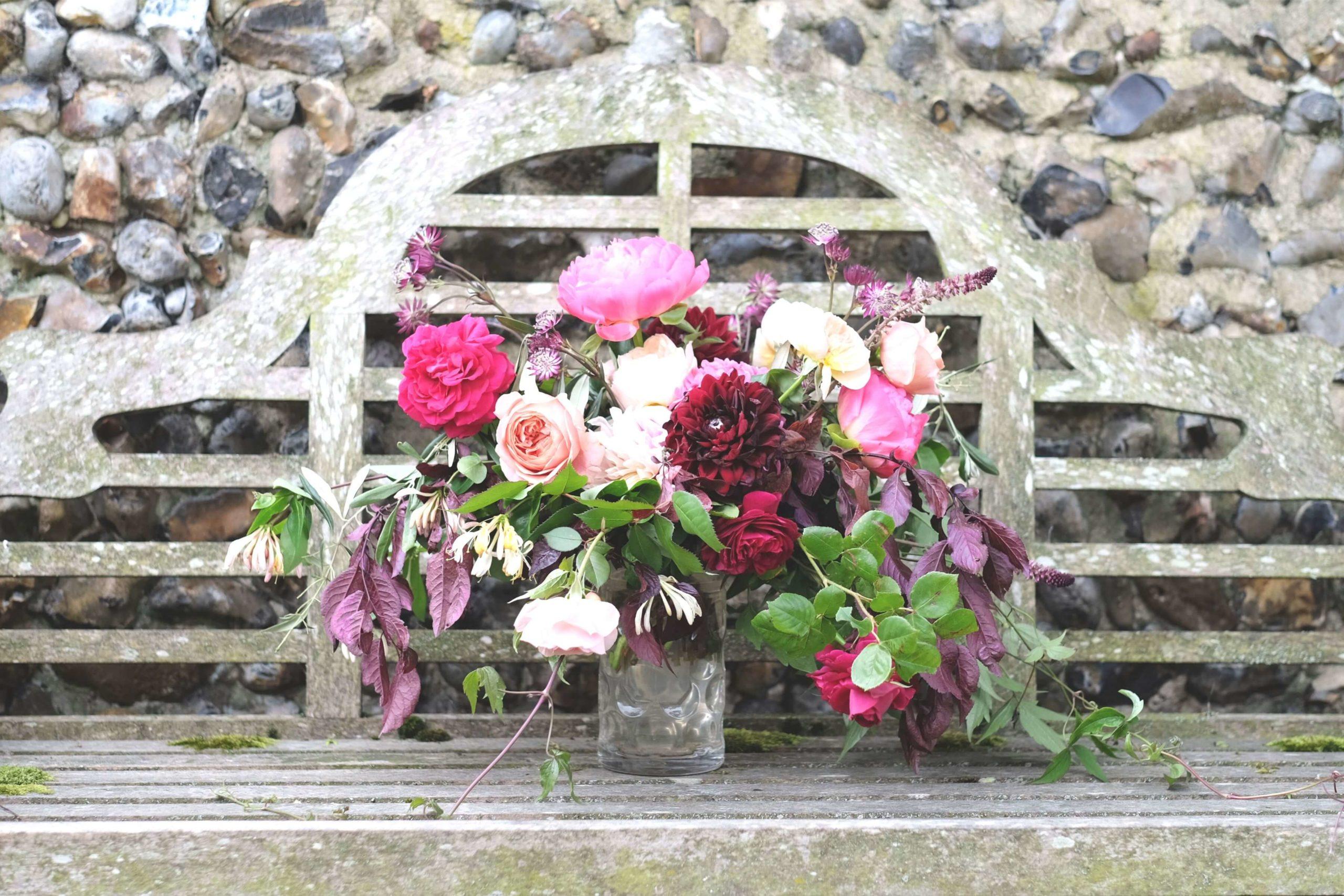 Rose, Claret & Blackberries 25
