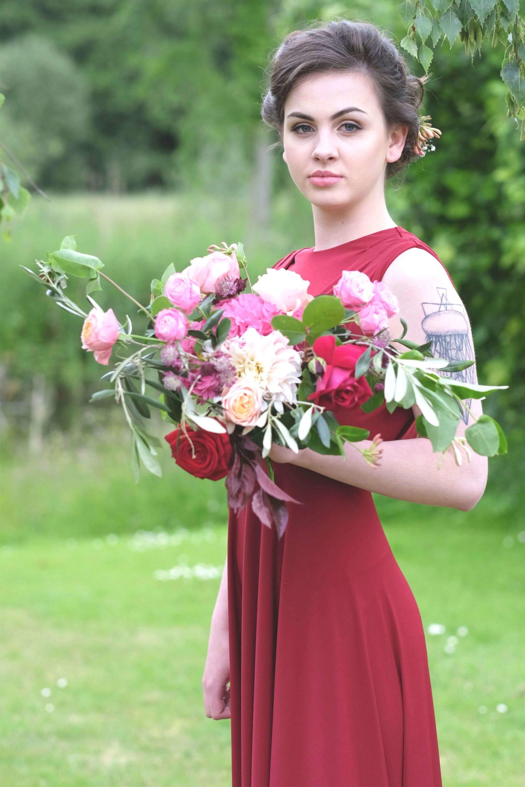 Rose, Claret & Blackberries 8