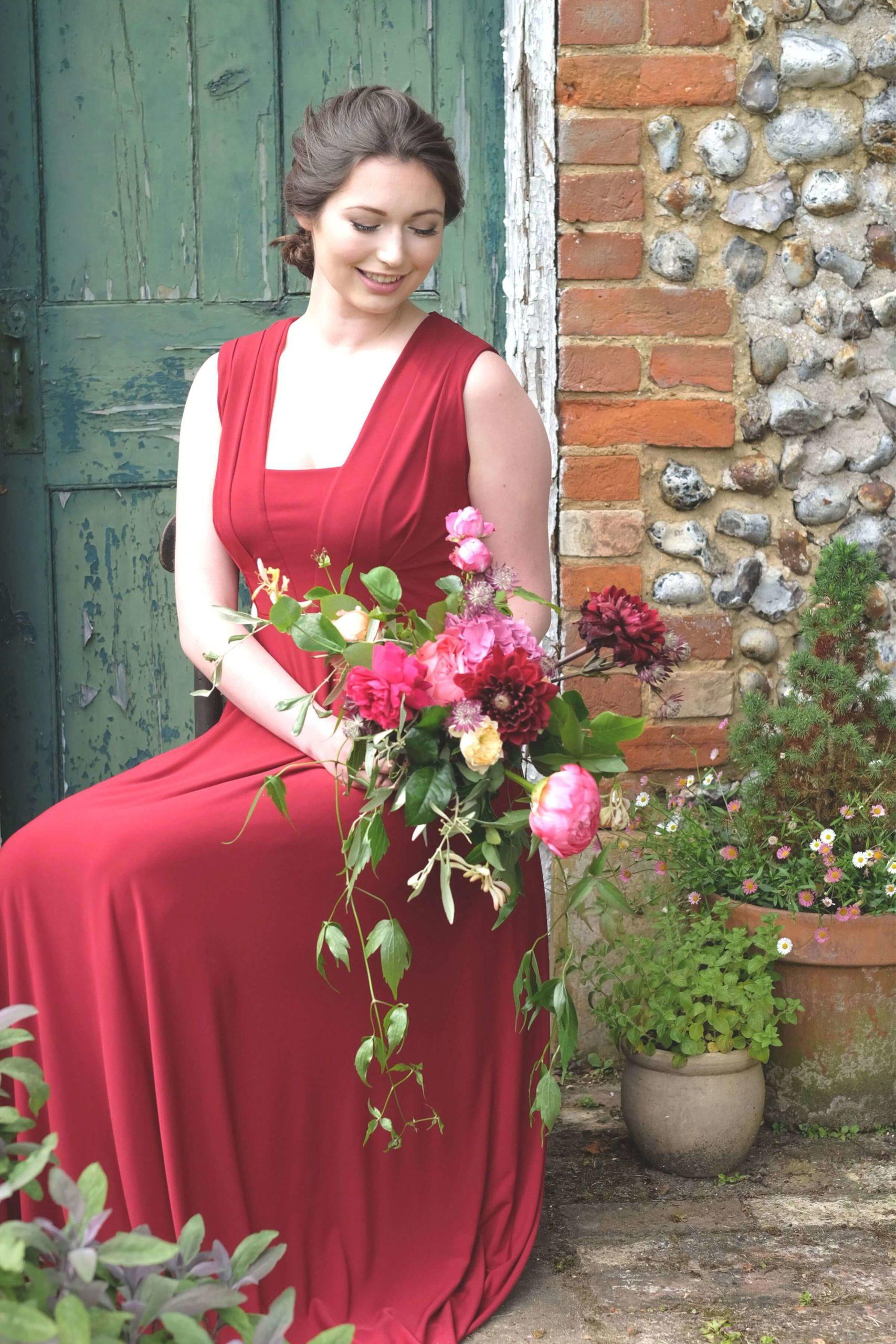 Rose, Claret & Blackberries 4