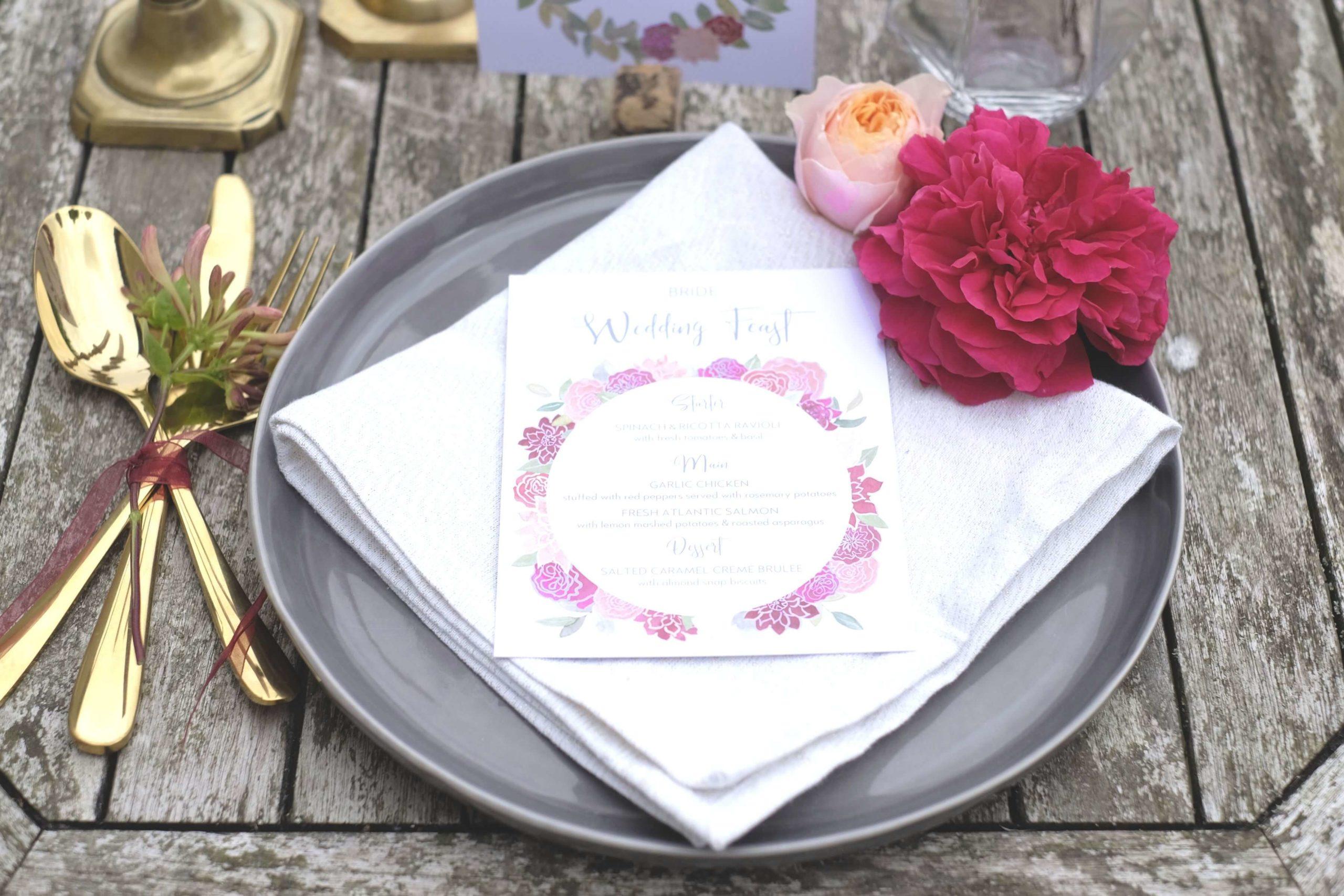 Rose, Claret & Blackberries 53