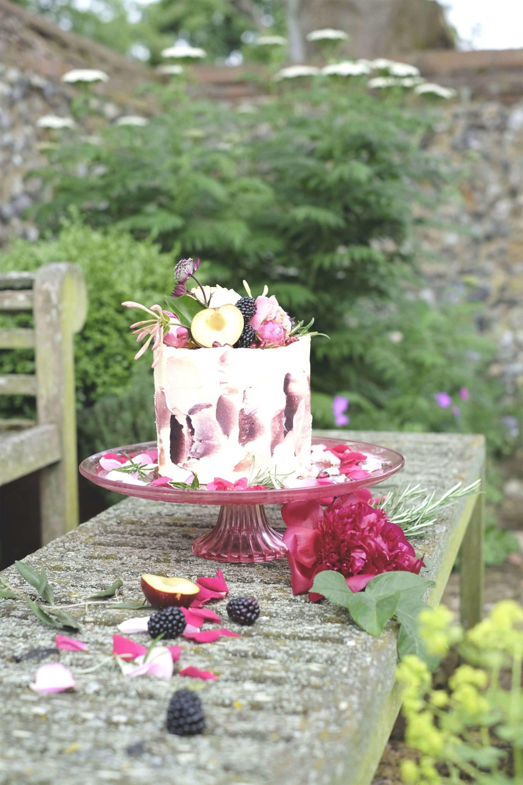 Rose, Claret & Blackberries 48