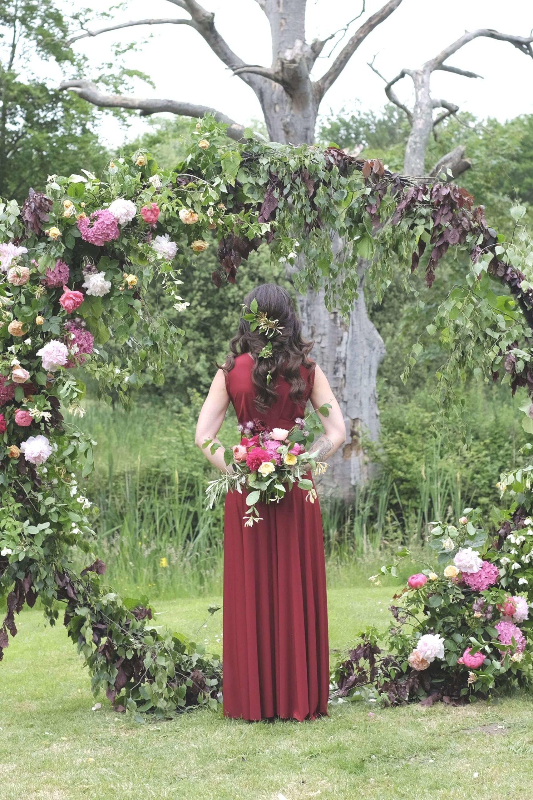 Rose, Claret & Blackberries 47