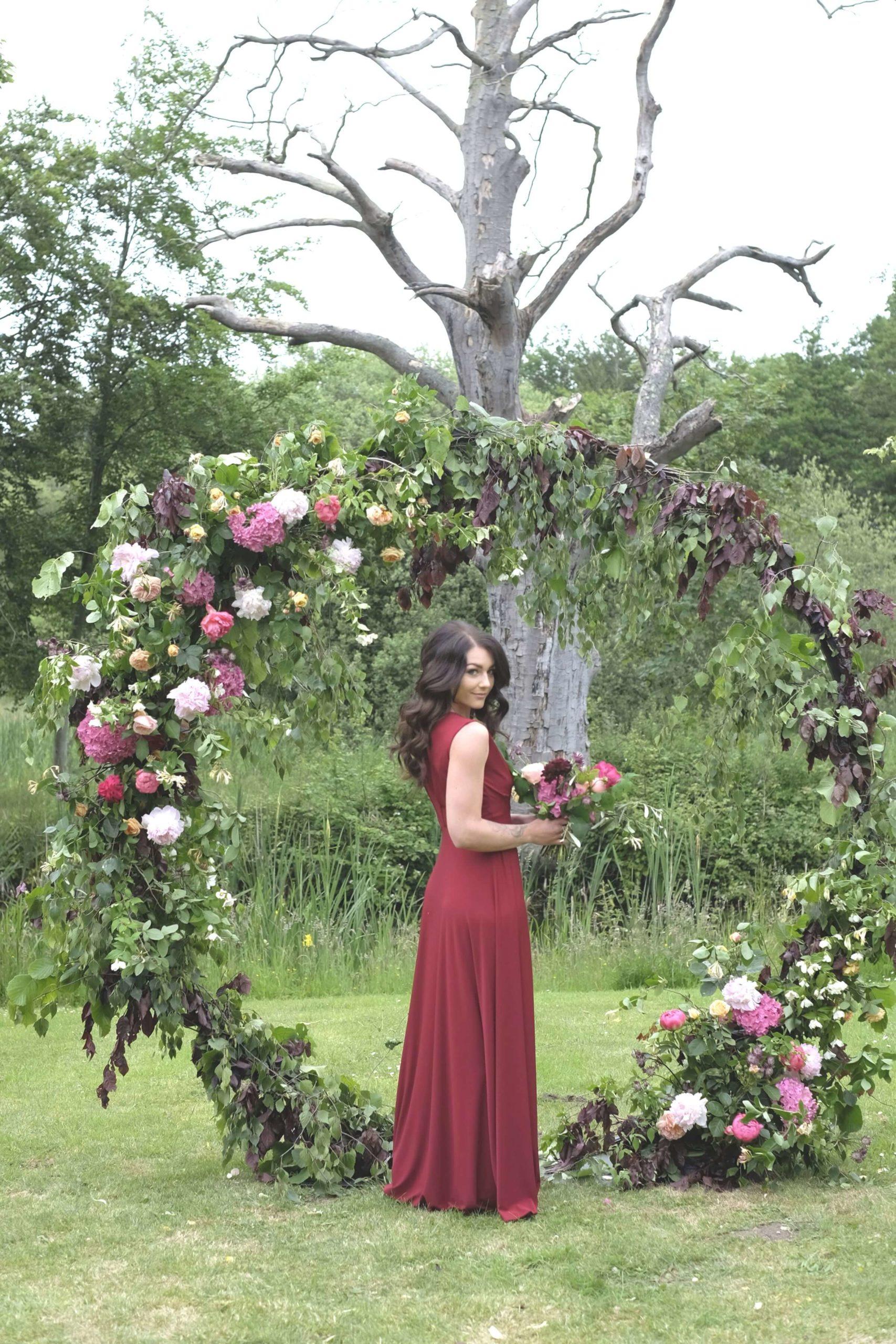 Rose, Claret & Blackberries 46