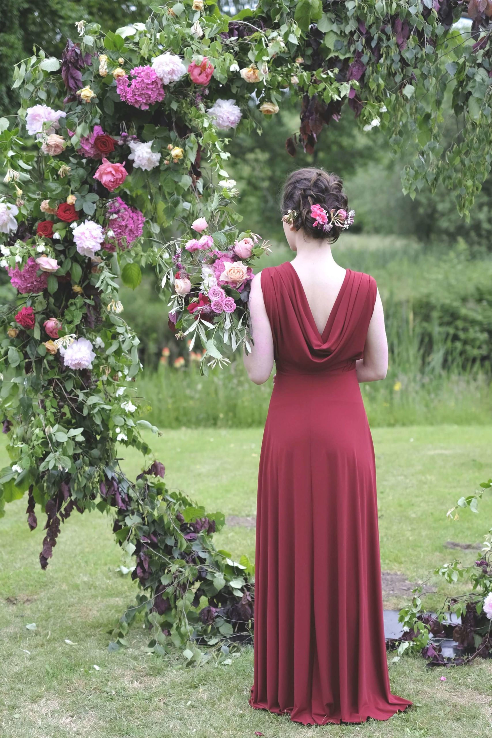 Rose, Claret & Blackberries 31