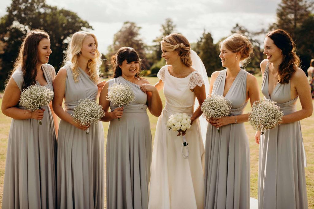 Multiway Designer Bridesmaid Dresses Willow Pearl
